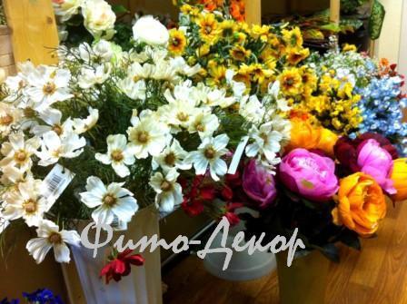 Искусственные цветы нижний новгород купить
